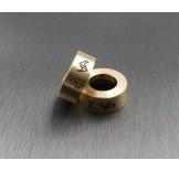 (SCX24-4078) SCX24 brass wheel weights 9g