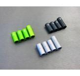 (SCX3-6045L) SCX10-3 Alum. outer drivershaft set