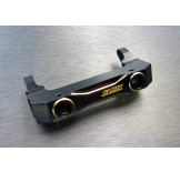 (SCX3-4060) SCX10-3 brass front bumper mount