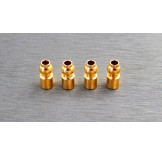 (SCX3-B58US) SCX10-3 Brass 5.8mm upper suspension ball