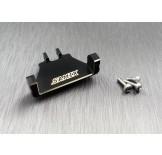 (SCX24-4068e) SCX24 brass servo mount (for emax servo use)