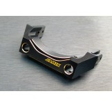 (END-4061) Enduro brass rear bumper mount