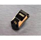 (SCX24-4075) SCX24 brass diff. cover