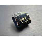 (SCX3-4075) SCX10-3 Adjustable brass diff. cover