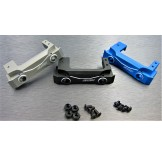 (END-6068)  Enduro front alum. bumper mount (with adjustable servo mount)