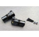 (SCX2-4065) SCX10-2 Brass rear lockout