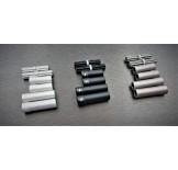 (TRX4-6244) TRX-4 Alum. inner & outer drive shaft combo set