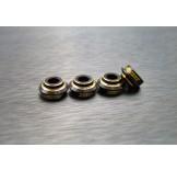 (END-4047) Enduro brass shock spring under cap (4pcs)