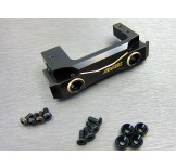 (END-4068) Enduro front brass bumper mount (with adjustable servo mount)