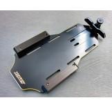 (END-4035) Samix for Enduro brass forward adjustable battery tray kit