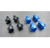 (END-6042) Enduro Alum. lower shock / suspension link mount (4pcs)
