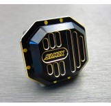 (END-4075) Enduro Brass diff. cover