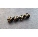 (SCX3-4047) SCX10-3 brass shock spring under cap (4pcs)