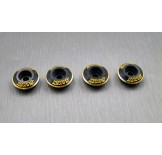 (CFXW-4047) CFX-W brass shock spring under cap (4pcs)