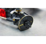 (SCX2-4012V2) SCX10-2 brass heavy weight for SAMIX steering knuckle V2