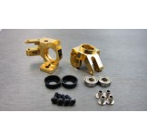(SCX2-4412) SCX10-2 brass heavy knuckle