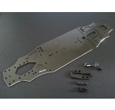 (419-7001S) TRF-419 Samix Aluminium chassis