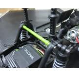 (SCX-6033) SCX10 Samix front or rear body mount stiffener post (1 pair)