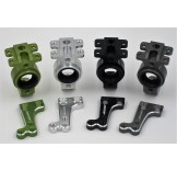 (SCX-6012) SCX10 Samix high clearance steering knuckle arm