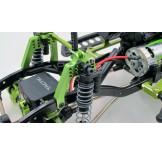 (SCX-6023) SCX10 Samix front shock plate