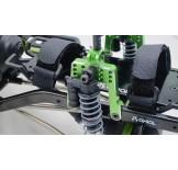 (SCX-6024) SCX10 Samix rear shock plate
