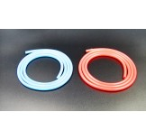 (SMS-9003RB)  For Engine Silicone Fuel tube (500mm x 2pcs)