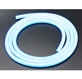 (SMS-9003BU)  For Engine Silicone Fuel tube blue color (1000mm x 1pcs)