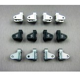 (CFXW-6042) CFX-W Aluminium lower shock / suspension link mount (4pcs)