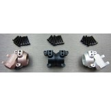 (TRX4-6064) TRX-4 Alum. rear hub carriers