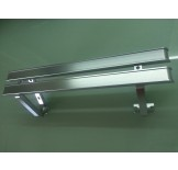 (TRA-6049) Tamiya Trailer Samix Aluminium side guard