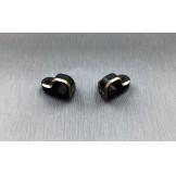 (BD7-4048b) Samix for BD7 1mm lower brass suspension arm front spilt (FR)
