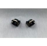 (BD7-4048d) Samix for BD7 1mm lower brass suspension arm rear spilt (RF)