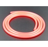 (SMS-9003RD)  For Engine Silicone Fuel tube red color (1000mm x 1pcs)