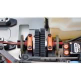 (SGT-6039) Samix for Serpent Cobra 2.0 GT alum. gear box cover